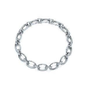 Tiffany & Co. Jewelry - Authentic Tiffany & Co. 18k link clasp bracelet
